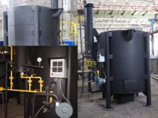 Пиролизная установка: виды оборудования