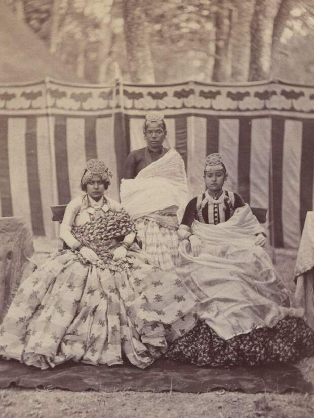 Albom fotografii indiiskih vzgliadov liudei 7