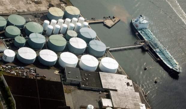 Запасы нефти вСША упали занеделю почти впять раз больше, чем ожидалось