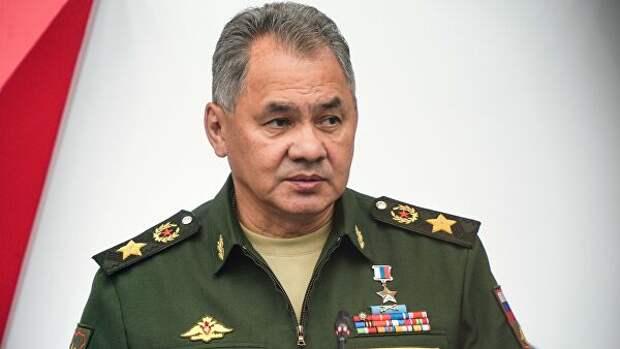 Шойгу назвал ситуацию в Афганистане критической