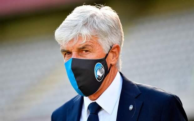 Гасперини: «Аталанта» отправится на матч с «Реалом» не ради прогулки»