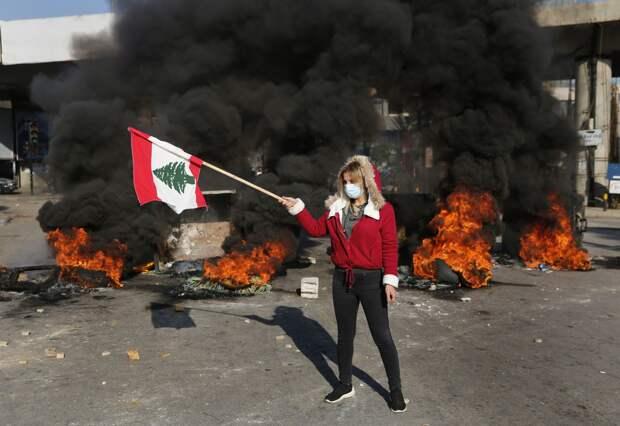 Покой нам только снится: новые протесты против нового правительства в Ливане