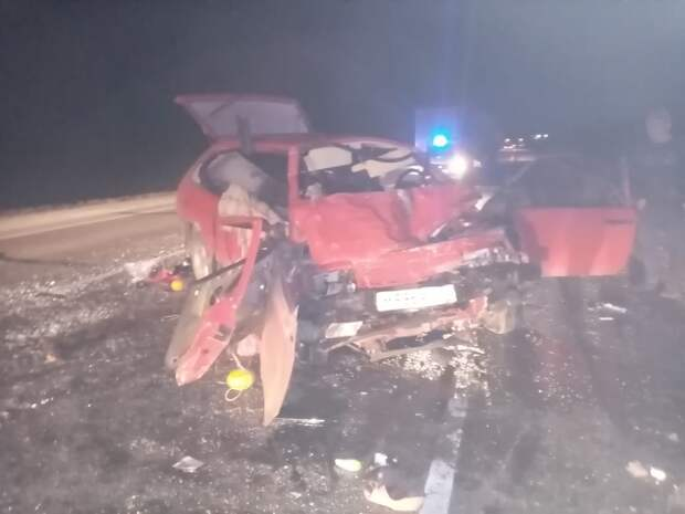 Два человека погибли в аварии в Можгинском районе Удмуртии
