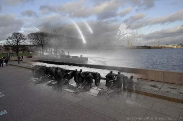 224668 original 800x531 Ленинград 1944 / Санкт Петербург 2014: К годовщине освобождения