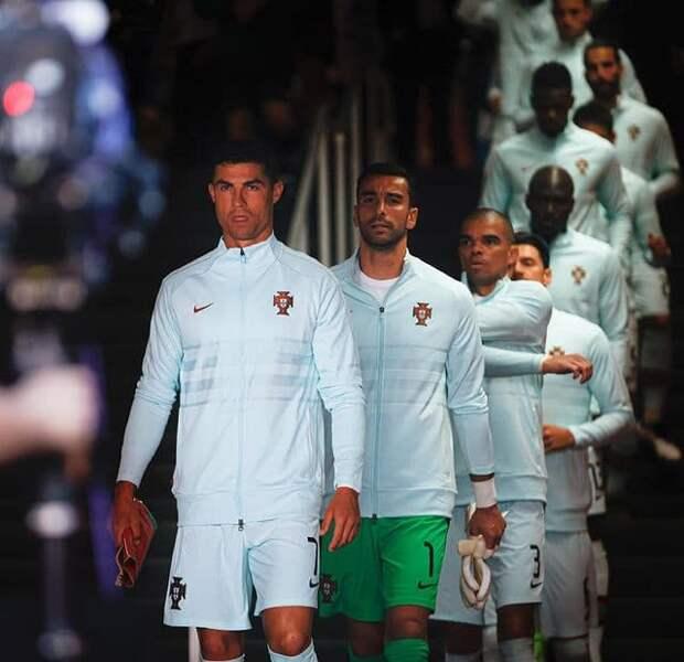 Роналду установил новый рекорд по числу голов чемпионатов Европы