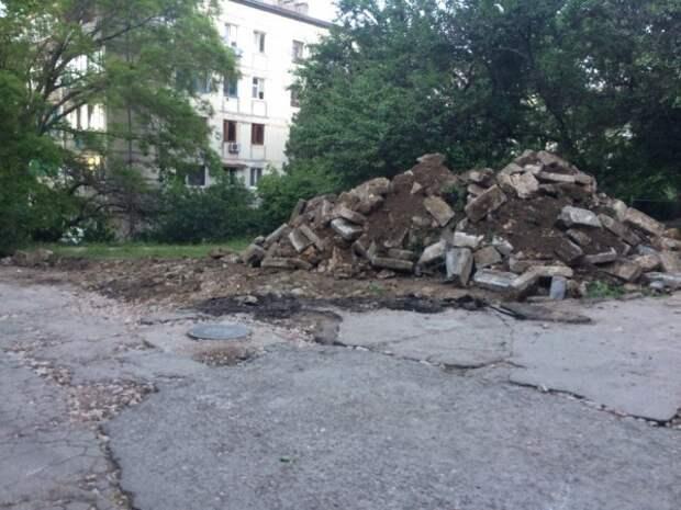 Севастополь снова под угрозой дорожников