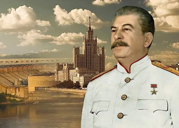 Уровень одобрения Сталина достиг исторического максимума