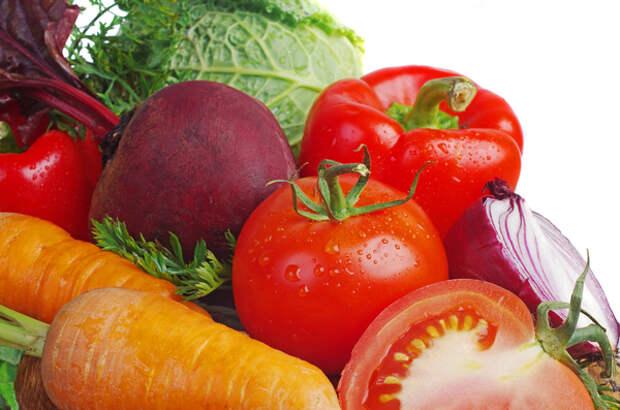 Овощи для заправки