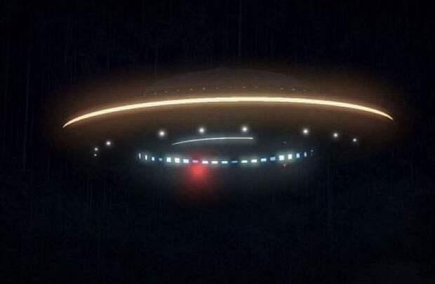 Камеры МКС вновь засекли корабли пришельцев