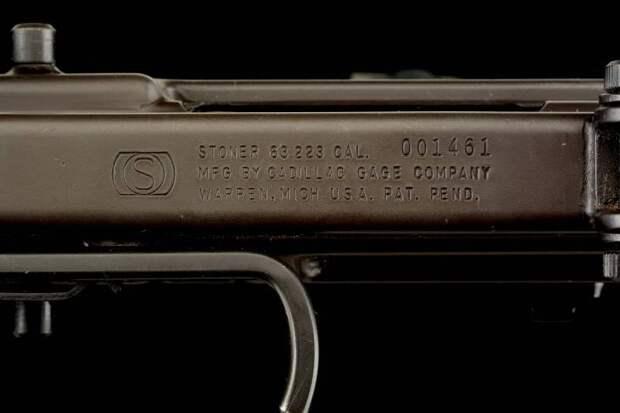Stoner 63. Служба в SEAL. Цены на аукционе