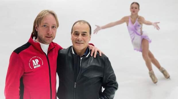 Трусова получила тренера, с которым сможет прыгать пять четверных
