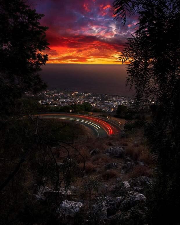 Симпатичная Калифорния на снимках Нейта Кэрролла