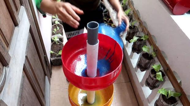 Полезная переработка пластиковых бутылок