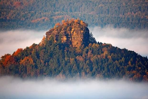 В Саксонской Швейцарии продается самая маленькая гора за $235 000