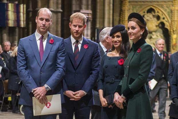 Наступил мир? Принц Гарри позвонил брату, чтобы поздравить его с годовщиной свадьбы