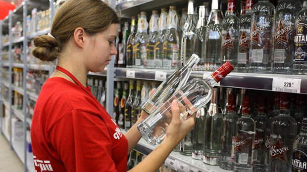 Российских губернаторов просят ограничить продажу алкоголя 9 мая