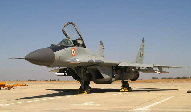 Индия заказала у России 21 истребитель МиГ-29, сообщил источник