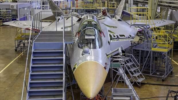 Неожиданное решение России создать двухместный Су-57 озадачило американцев