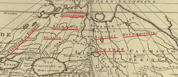 Тартарию спрятали за мифической Монголией