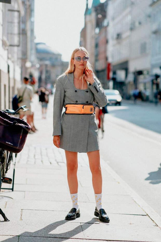 Каблуки? Нет! Прямо сейчас все модницы хотят удобные мокасины на толстой подошве
