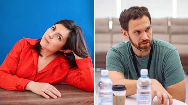 Дарья Жук и Сергей Калужанов