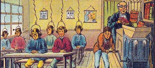 Дети шпионов — 2: литовская полиция проводит обыски в русских школах