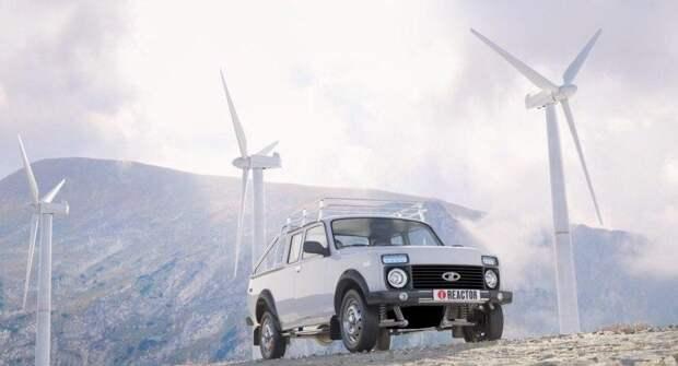 В России представили идеальный автомобиль для пенсионеров