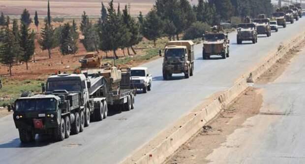 SOHR: Турция начала ликвидацию военной базы в сирийском Алеппо