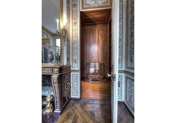 Garderobes в Версале