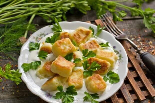 Литовская народная кухня. 4 простых рецепта