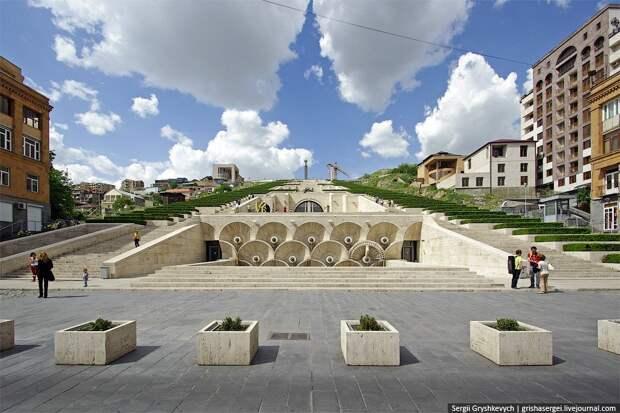 Yerevan28 Фотопрогулка по Еревану