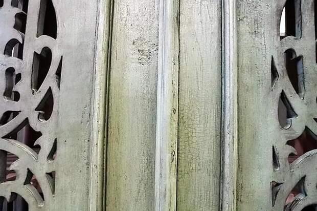 Двухшаговый кракелюр. Фото с сайта linakarolina.hemsida24.se