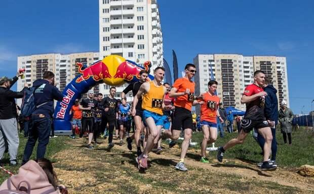 ВСуворовском районе прошли беговые состязания «Золото Скифов»