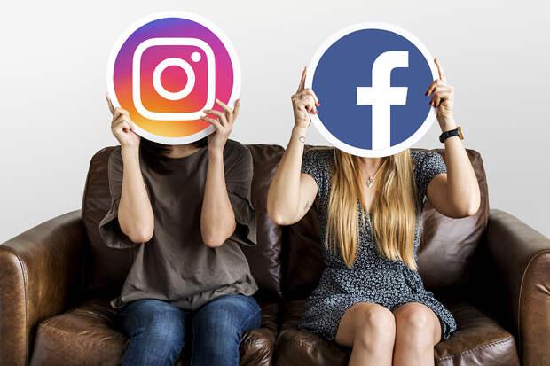 «Тут и тупенькие мордашки»: что думают пользователи Фейсбука об Инстаграме