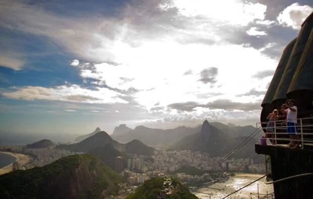 Вид Рио-де-Жанейро