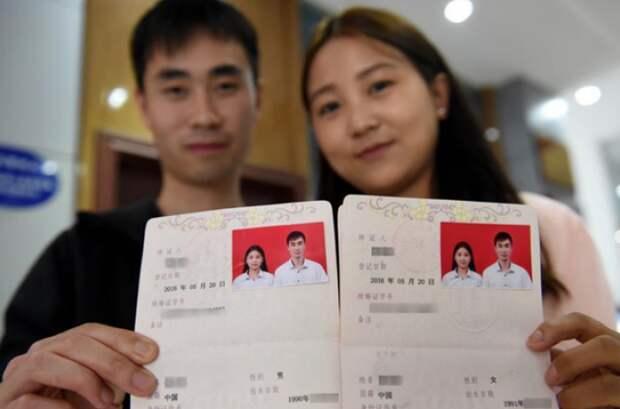 Карантин в Китае подходит к концу, а китайцы… массово разводятся