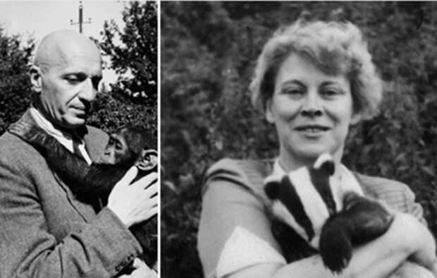 Высший подвиг: как Ян и Антонина Жабинские спасали людей и животных от нацистов