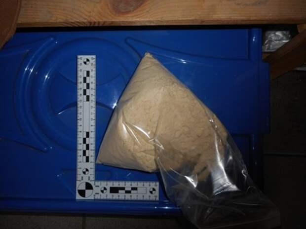 Более 30 кг наркотиков изъяли в Брянской области