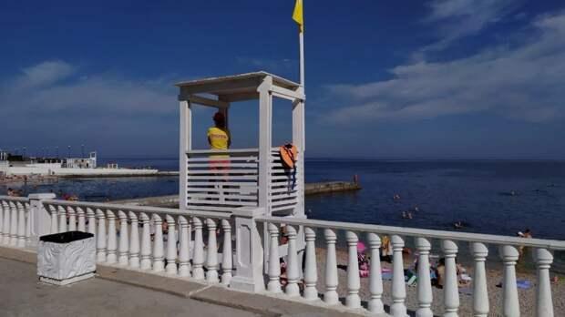 В правительстве Севастополя признали существование пляжа парка Победы