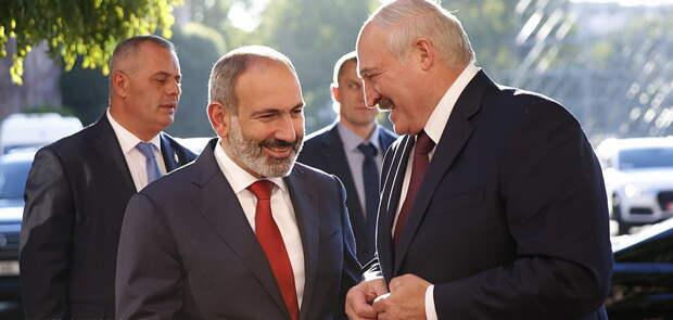 «Ни Армения, ни Белоруссия не захотели стать союзниками России»