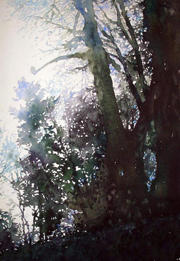 """Олег Козак. """"Задача художника - найти еще не тронутые красивейшие уголки нашей души..."""""""