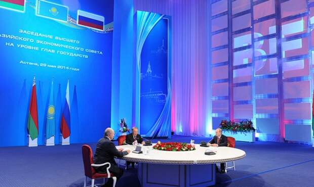 Встречу ТС-Украина-ЕС предложили провести в РК
