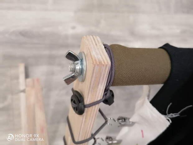 Самодельный станок для вышивания