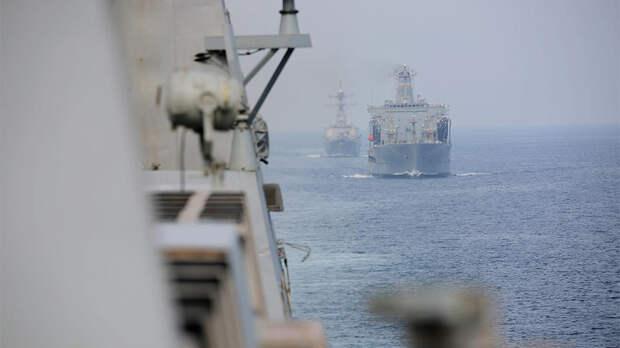 """CNN: США направят корабли в Черное море """"в знак поддержки Украины"""""""
