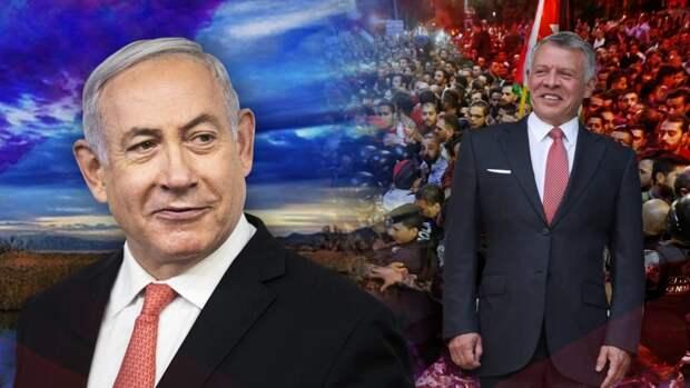 Байден заставил Нетаньяху дать воды Иордании из-за угрозы разрыва мирного соглашения
