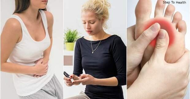 Вот сугубо женские симптомы диабета, о которых почти никто не знает....