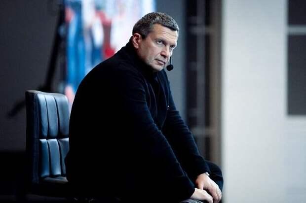Соловьев поспорил с Познером на счет национальной идеи
