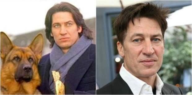Роли инспектора полиции Рихарда Мозера и хозяина главного героя пса Рекса в детективном сериале «Комиссар Рекс» далась актеру нелегко.