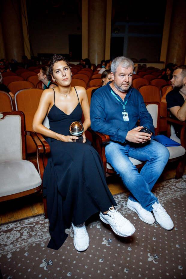 Кинотавр - 2020: Ирина Горбачёва, Александр Робак и Ситора Алиева