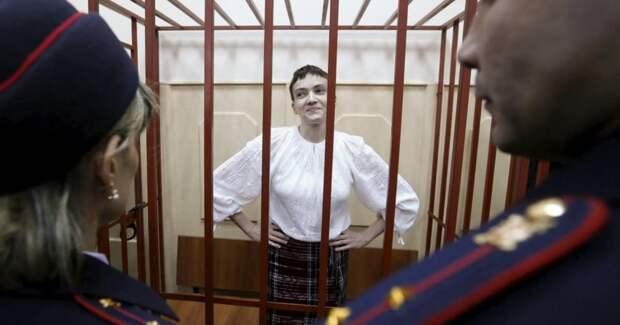 По решению украинского суда, Надежда Савченко остаётся под стражей
